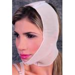 Компрессионная маска для лица бандаж после фейслифтинга