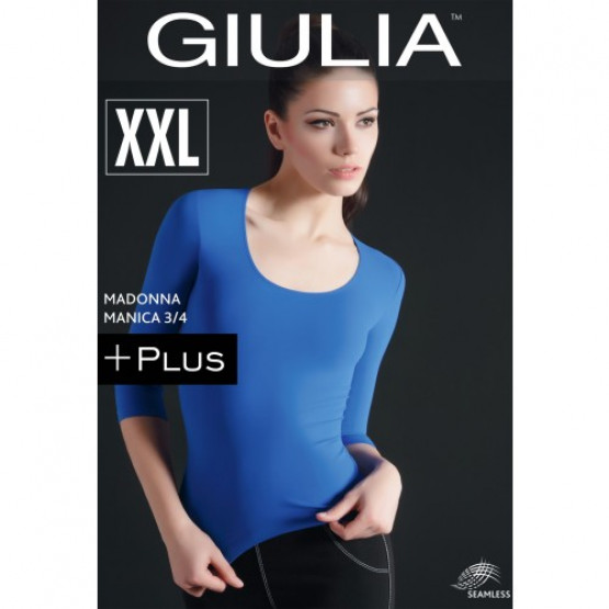 GIULIA Maglia Scollo Madonna 3/4 plus