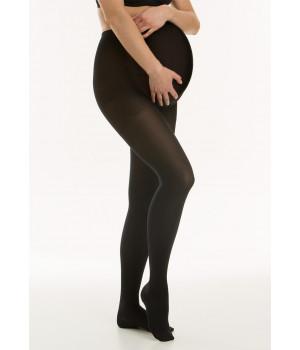 Компрессионные КОЛГОТКИ 2 класса, RELAXSAN М2190 К2 для беременных с открытым и закрытым носком (23-32 mmHg )