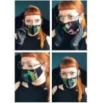 Защитные маски на лицо для улицы