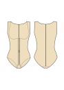 Боди с открытой грудью Tournure TOURNURE BS-002