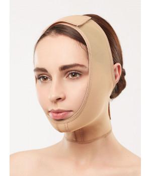 Маска для лица подбородка шеи и щек Native с эффектом компрессии после нитей фейслифтинга мезонитей