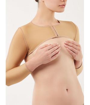 Рукава компрессионные NATIVE после операции на спине, руках, плечах, липосакции липосакции (1.11)
