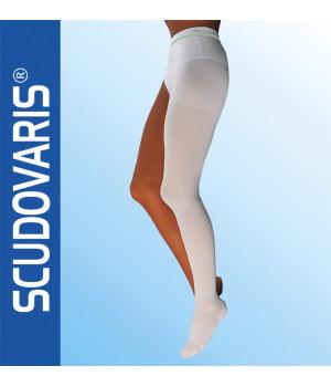 418 Моночулок на левую ногу антитромбозный At (18-24mmHg) открытый носок (мысок) выше 175 см
