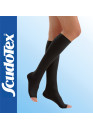 440 Гольфы компрессионные К1 (20-30 mmHg) с микрофиброй, открытый носок (мысок)