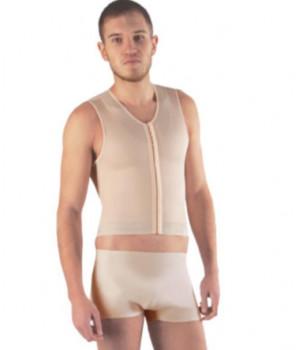 Корсет для груди гинекомастия мужской компрессионный